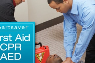 Heartsaver First Aid/CPR/AED