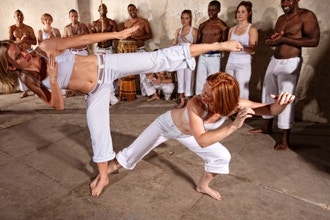 Capoeira DC Photo