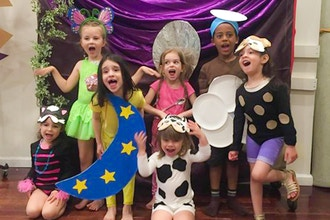 Acting I: The Fairy Tale (Ages 4-6)