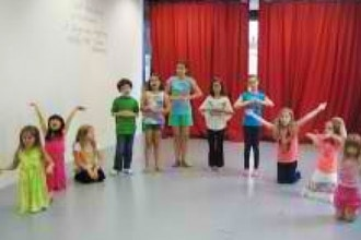 On Stage Act/Sing: The Mini-musical (Ages 4-6)