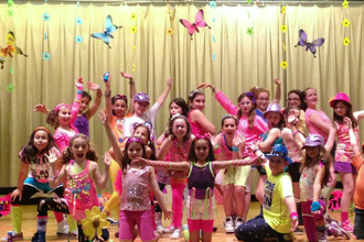 Broadway Bound: Singing, Acting, Dancing (Ages 9-12)