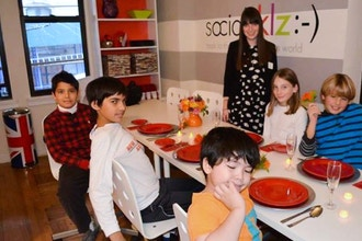 Diningintensive (Ages 5-12)