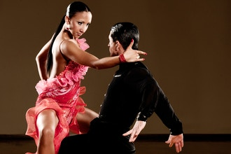 Salsa Academy Level 2 & 3