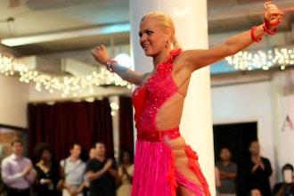 International Latin - Solo Latin Choreography