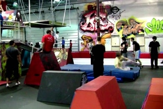 Adult: Aerial Silks Level 1
