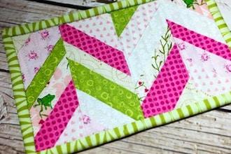 Paper Piecing: Mini Quilt Workshop