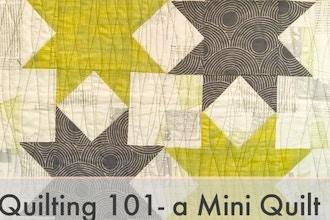 Quilting 101: Mini Quilt Workshop
