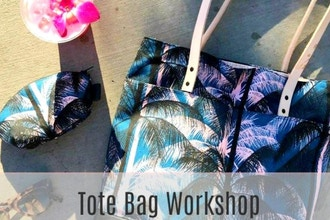Tote Bag Workshop