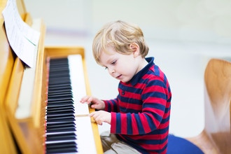 Conservatory Kids: Level 2 (Ages 2 & 3 yrs)