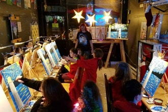 Family Friendly Paint Nights