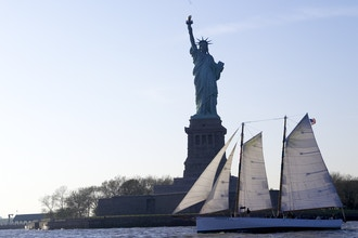 Day Sail to Statue of Liberty on Adirondack