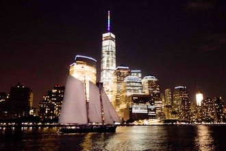 City Lights Sail on Adirondack (2-3 Guests)