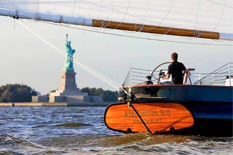 Day Sail to Statue of Liberty on America 2.0(Ages 3-14)