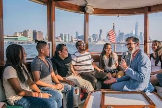 Sunset Cruise on Yacht Manhattan(4-9 Adults)