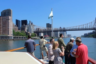Waterfront Plan Boat Tour: Accessible, Active&Resilient