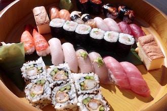 Morimoto Sushi & Sake Cruise on Yacht Manhattan