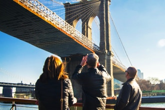 AIANY Bridge, Architecture & Infrastructure Tour