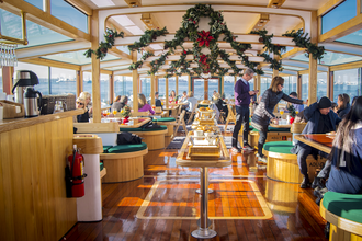 New Year's Day Brunch Cruise