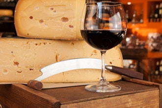The Wines and Cheeses of Spain
