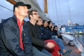 Champagne & Cheese Pairing Cruise (Group of 10)