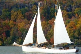 Fall Foliage Schooner Sail (Ages 3-12)