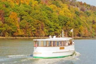 Fall Foliage Cruise aboard Kingston