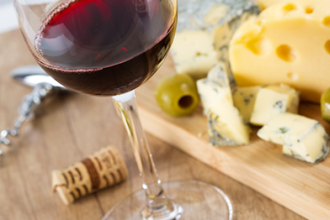 Wine & Cheese Pairing on Yacht Manhattan