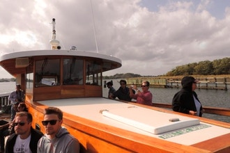 AIANY Industrial Waterway Tour to Freshkills (Students)