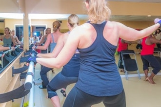 Barre Burn (Fitness): Adults