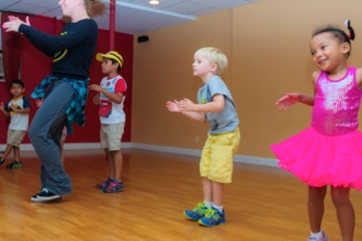 Hip Hop & Creative Dance: Tiny Tots (Ages 3)