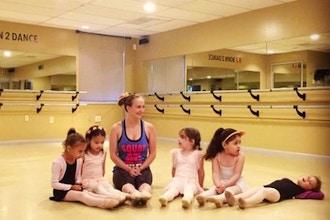 Pre-Ballet: Tots
