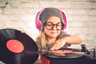 Drop In DJ Lesson for Kids (11 - 14 years old)