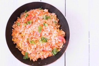 Crazy Fried Rice (Online)