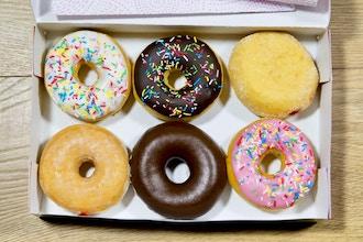Fresh Donuts   (Online)