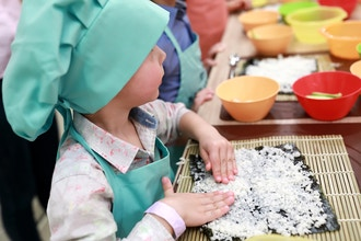 Culinary Passport Camp (4-8 years old)