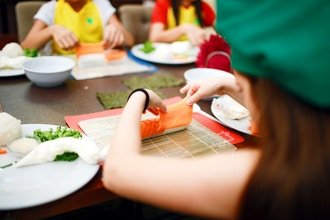Culinary Passport Camp (9-13 years old)