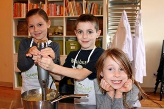Veterans Day: Chocolate Lovers Camp (Online/Ages 6-15)