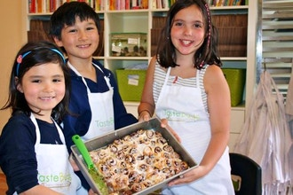 Election Day: Secret Ingredient Camp (Online/Ages 6-15)