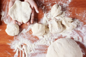 MLK: All You Knead is Love Camp (Ages 6-15)