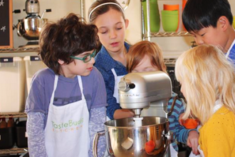 Baking 101 Camp (Ages 9-13)