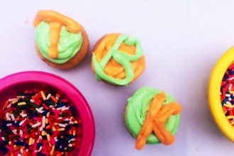 Cupcake & Cookie Challenge In-Person Camp (Ages 4-8)