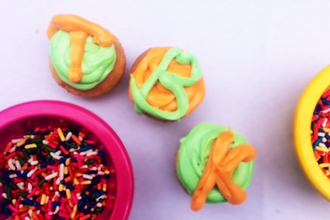 Cupcake & Cookie Challenge Camp (Ages 4-8)