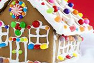 Gingerbread House Workshop (Ages 9+ Family)
