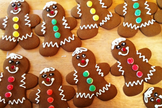 Holiday Cookies Galore (Ages 4-8)