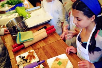 Urban Foodies Camp: Best of NY (Ages 11-16)