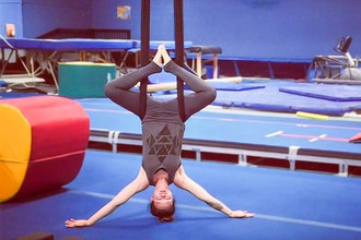 Youth Beginning Silks and Hammock - (ages 11-17)