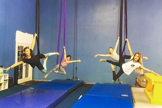 Youth Silks Performance Team (Ages 11-17)