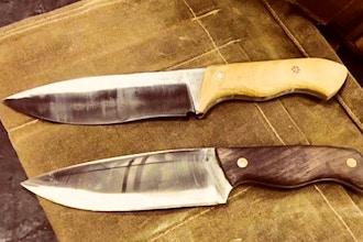 Beginner Knife Making Workshop