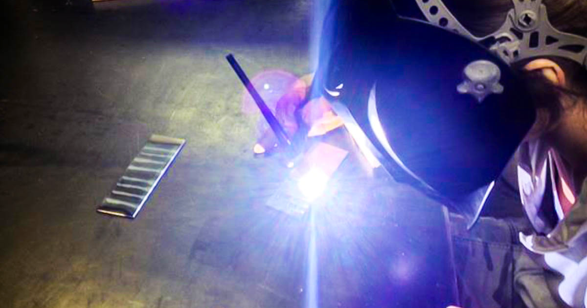 Bos Intro To Tig Welding Welding Classes San Diego