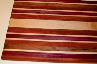 Cutting Board Workshop: Face Grain Cutting Board